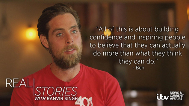Ben's Real Story ITV